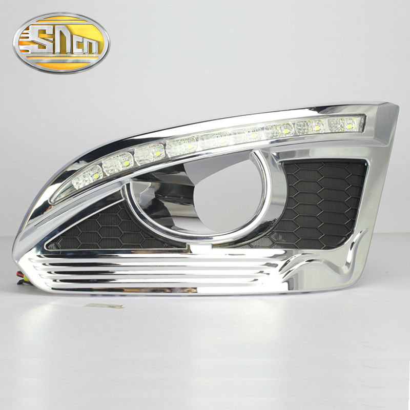 2012 Chevy Captiva Accessories: SNCN LED Daytime Running Light For Chevrolet Captiva 2014