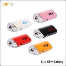 Jomo USBสวิง5สีบุหรี่อิเล็กทรอนิกส์แบตเตอรี่65วัตต์2200มิลลิแอมป์ชั่วโมงบุหรี่อิเล็กทรอนิกส์Lite 65แบตเตอรี่สำหรับRBA, RDA, RTAถังJomo-156