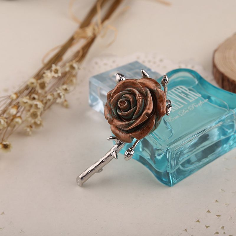 Wholesale American Drama Game of Thrones Fashion Beautiful Rose Flower Brooches Hot Song of Ice and Fire rose flower pin brooch