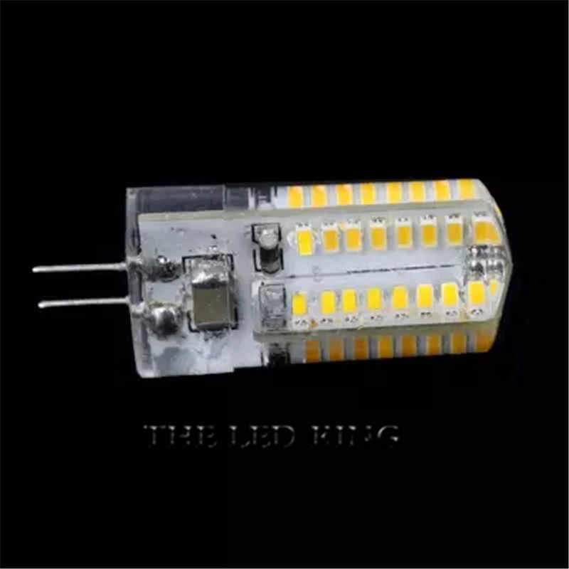 G4 LED Bulb Lamp High Power SMD2835 3014 AC DC 12V 220V White/Warm White Light 3W 9W 12W 15W 21W Replace 10w-80w free shipping