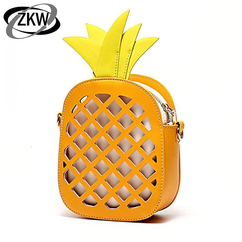 ZKW 2019 Super Fashion Femminile Nuove borse in vera pelle Genuine - Borse