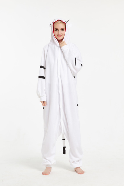 Seldom.. possible white tiger onesie pity, that