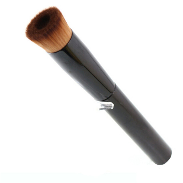 SAIANTTH Black concave liquid foundation brush bb cream single makeup brushes professional beauty tools pincel maquiagem make up 2