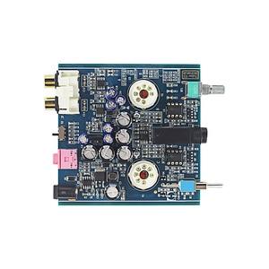 Image 5 - SUCA 6K4 أنبوب NE5532 المحمولة مضخم ضوت سماعات الأذن 6J1 الصوت أنبوب الصفراء سماعة Amplificador دي الصوت أمبير للهاتف الصوت