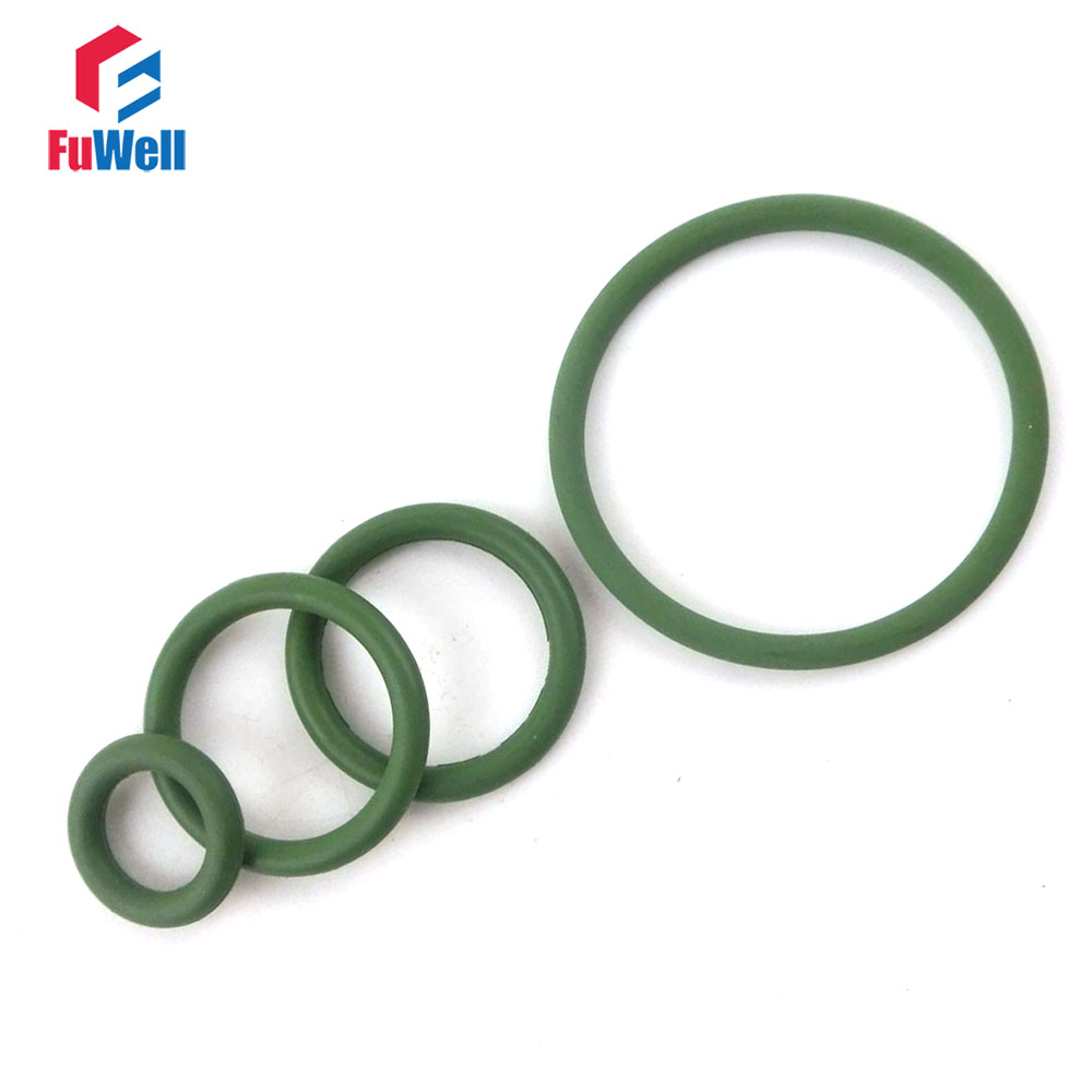 O-Rings Nitrile Rubber 53mm x 60mm x 3.5mm Seal Rings Sealing Gasket 5pcs