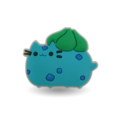 New Arrival 1pcs Single Pusheen decoration PVC Pins badges brooches collection DIY charms fit Clothes Bags shoes kids gift new 1pcs single the secret life of pet decoration pvc pins badges brooches collection diy charms fit clothes bags shoes kid gift