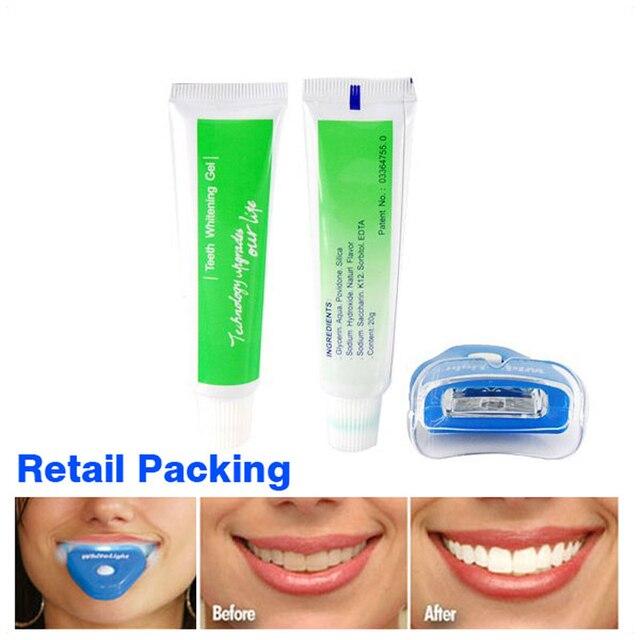 Personal Heath Dental White Light Teeth Whitener Teeth Whitening System Whitelight