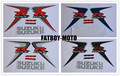 2006 2007 bike motorcycle for Suzuki GSXR GSX-R GSX R 600 K6 a decal stickers 4 colors to choose from