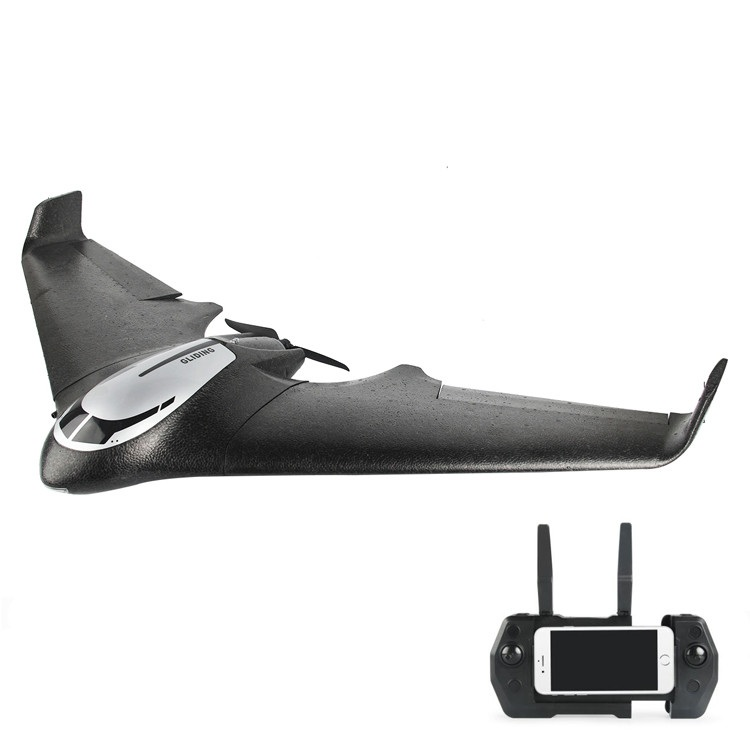 GPS Professional WIFI FPV RC Glider Airplane 800M One Key Take Off Fixed Wing Brushless HD FPV 1080P camera Remote Control Plane image