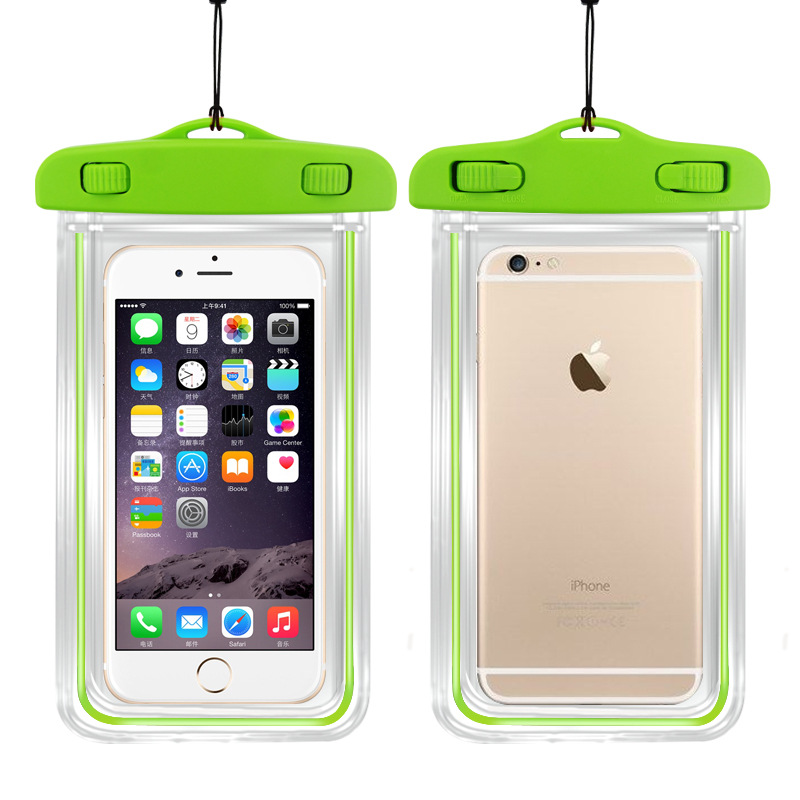 For iphone and For android PVC Selling hot summer swimming, diving, rafting necessary waterproof bag