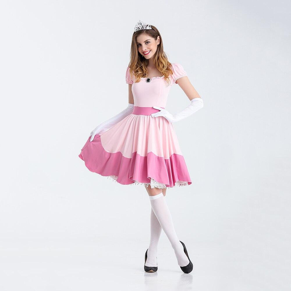 VASHEJIANG Deluxe Մեծահասակների արքայադուստր - Կարնավալային հագուստները - Լուսանկար 2