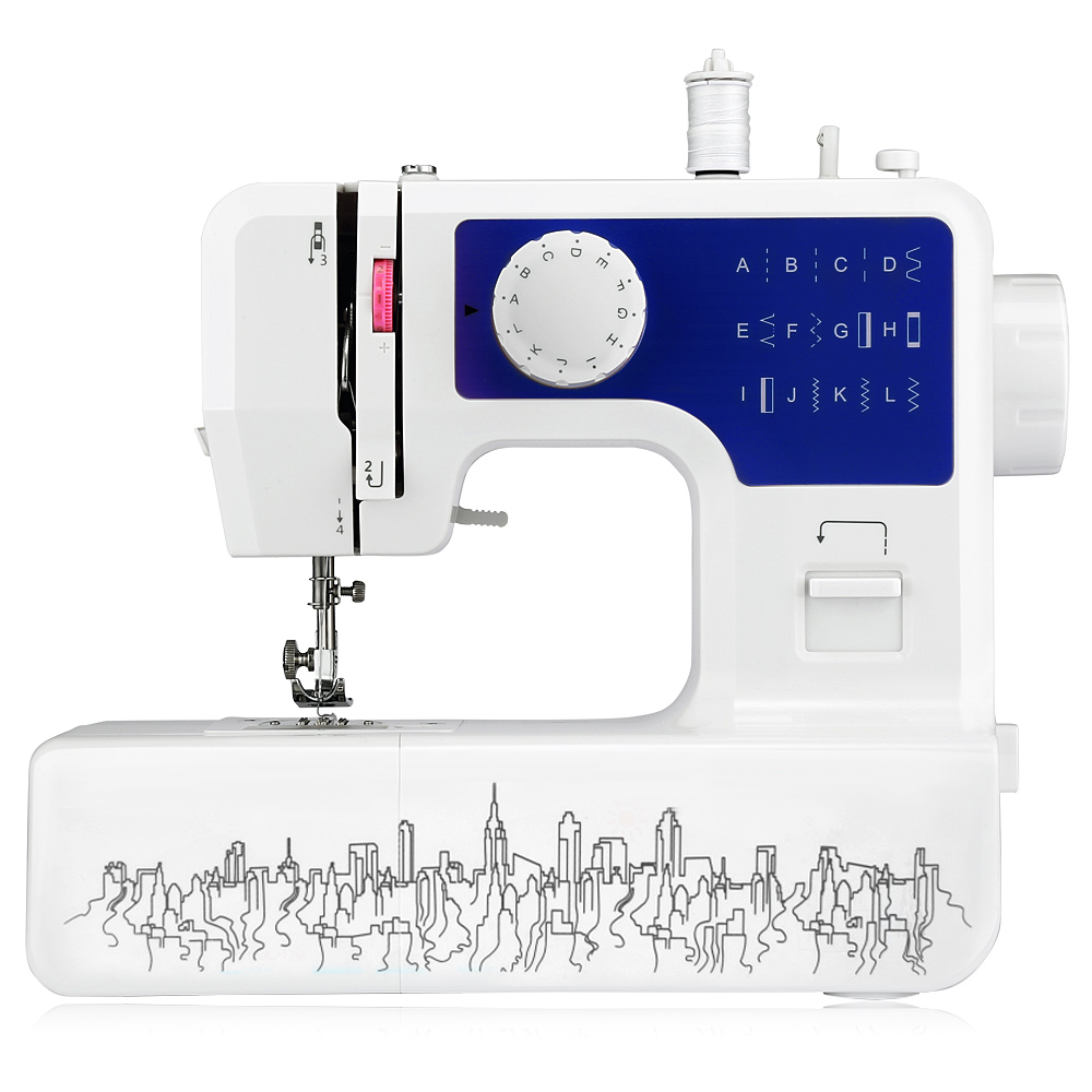 New Household Sewing Machine Multiple Sewing Tools Cover Stitch Sewing Accessories Adjustable Speed Mini Sewing Drop ShippingNew Household Sewing Machine Multiple Sewing Tools Cover Stitch Sewing Accessories Adjustable Speed Mini Sewing Drop Shipping