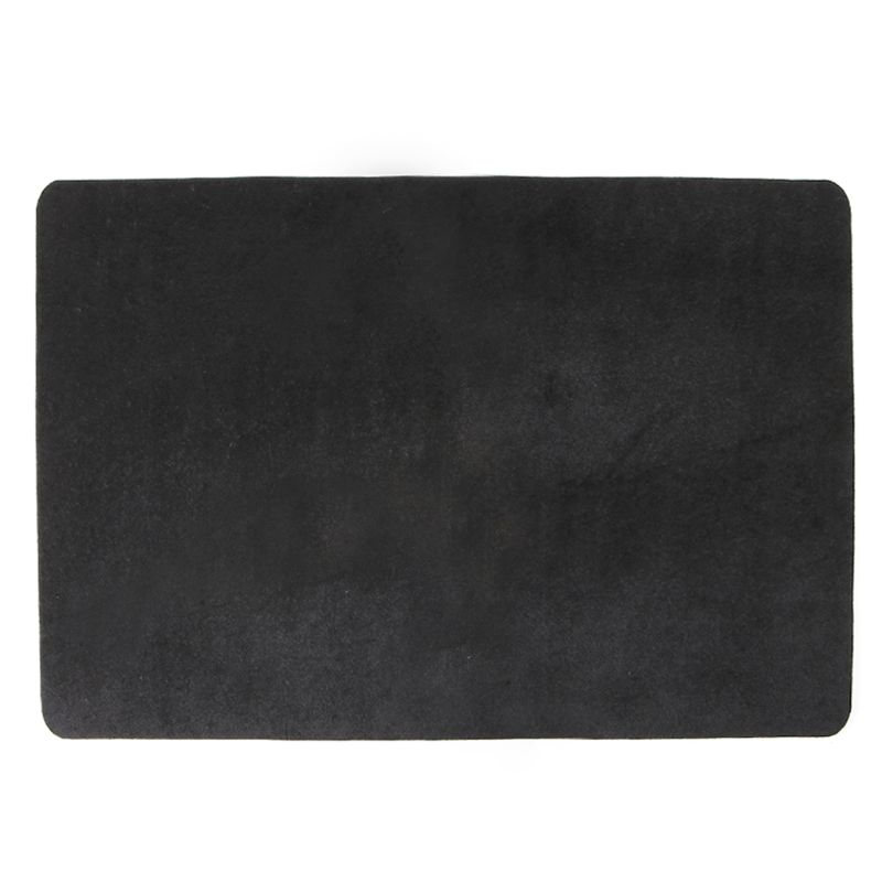 3 Sizes Black Professional Poker Card Deck Mat Magic Tricks Magician Props Coin Pad D5BA