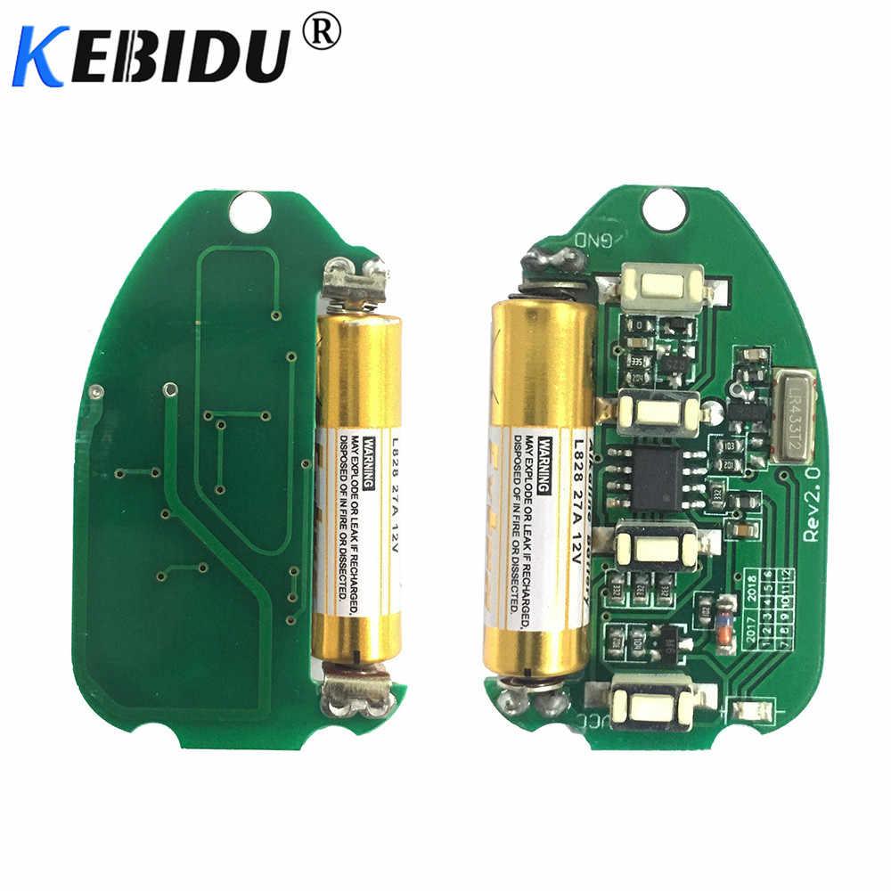 Kebidu universel copie télécommande duplicateur 333.92MHZ 4 canaux pour clonage porte Auto voiture clé maison porte clés copie contrôleur