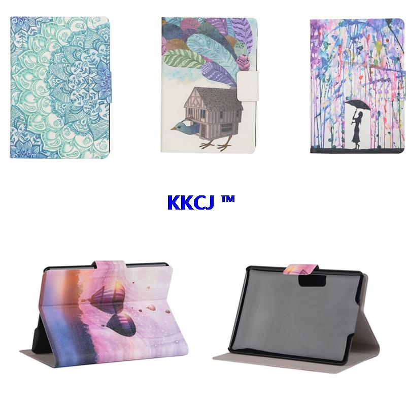 XX  Ultra Slim  PU Leather Stand Cover Case Only For Amazon All-New Kindle 2016 Release E-reader 6