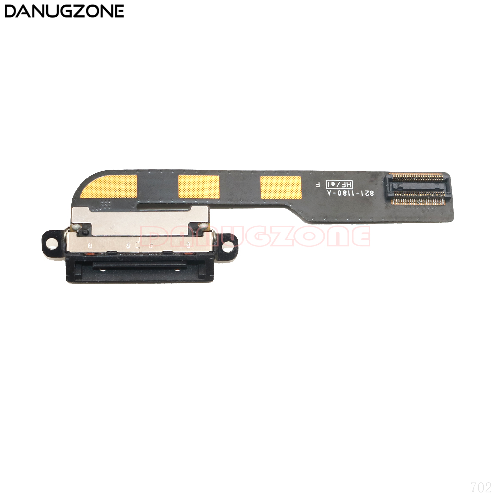 USB Charging Port Connector Charge Dock Socket Jack Plug Flex Cable For Ipad 2 A1395 A1396