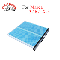 Car Parts Carbon Cabin Filter For Mazda 3 2 0L Mazda 6 2 5L CX 5