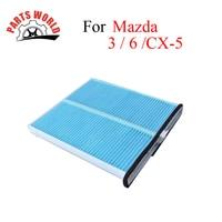 Car Parts Carbon Cabin Filter For Mazda 3 2 0L Mazda 6 2 5L CX 5
