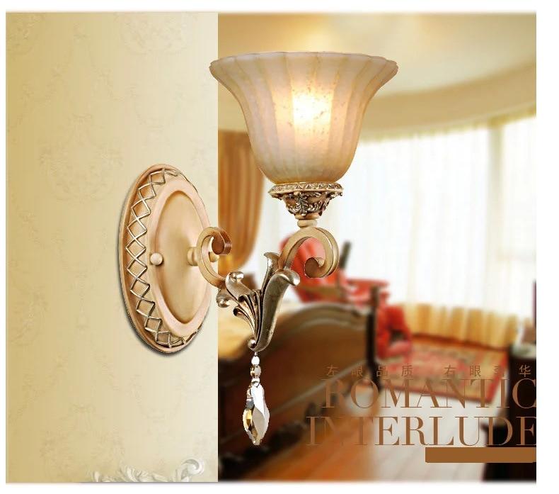 apliques pared lamparas de pared LED Wall Light Lamp Bedsides Light Luxury Modern Lamp lamparas de pared iron modern led wall lamp fabric lampshade bedside light concise wall sconces fixtures for home lightings lamparas de pared