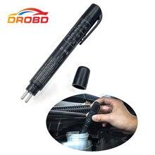 Strumento di prova automobilistico automatico del veicolo dellautomobile della penna 5 LED del Tester del liquido dei freni per gli strumenti diagnostici degli strumenti del veicolo DOT3/DOT4