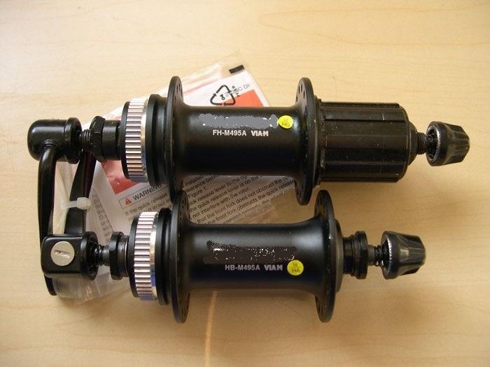Shimano FH-M495A rear hub