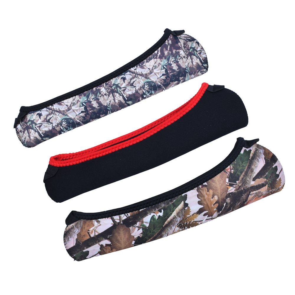 Rifle Scope Cover Case Hunting Riflescope Neoprene Protective Bag For Gun Hunting Scope Accessories