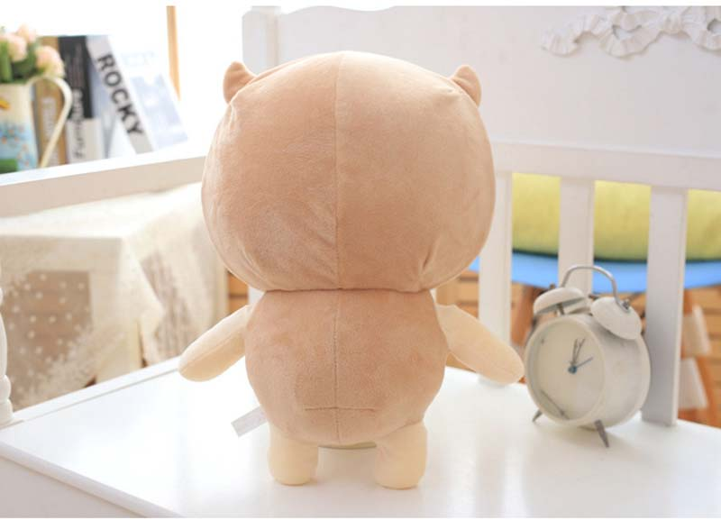 20-55cm Korea Drama Goblin Plush Dolls God Alone and Brilliant Soft Cute Animal Stuffed Ghosts Doll Toys Birthday Gifts For Kids Lover (4)