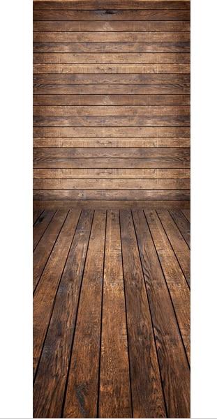 Houten Planken Op De Muur.10x20ft Vintage Sienna Zadel Bruin Houten Planken Muur Hout Floor