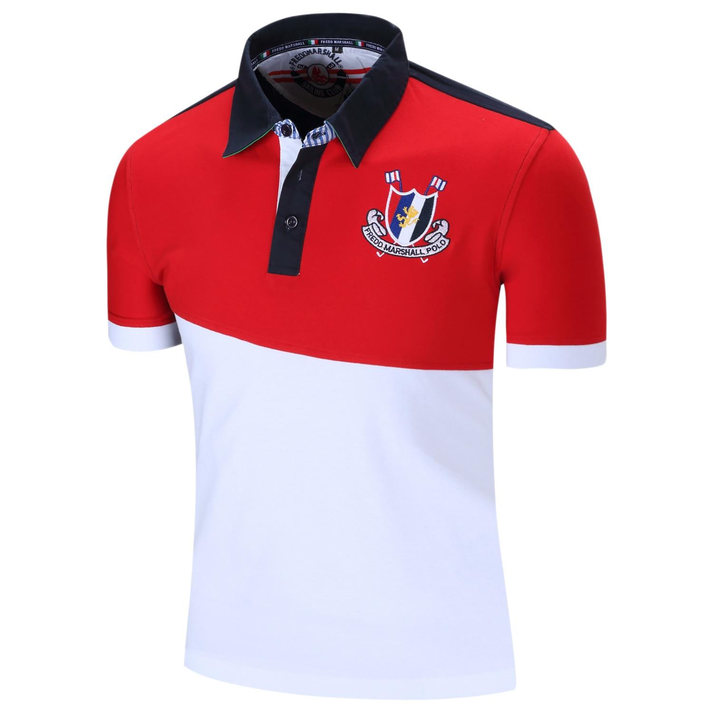 Slim Fit Shirt Men   Polo   Shirts Casual   Polo   Homme Designer 2018 Brand Short-Sleeve Male   Polo   Shirt Printing