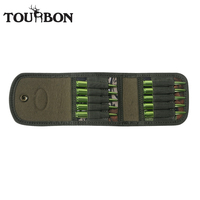 Tourbon Gun Accessories Hunting Trap Cartridge Holder Shotgun ButtStock Ammo Bullet Holder For Ammunition Box