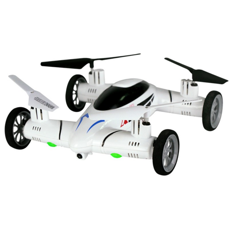 Newest Land Air Speed Dual Mode RC Quadcopter Gyro Aircraft High Speed Car Flying Car Land And Air Amphibious Remote Control Toy land use land cover changes gis and remote sensing based study