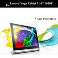 Планшет йоги 2 1050F стекло защитные пленки для Lenovo Yoga планшет 2 10 '' 1050F стекло экрана гвардии