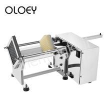 Электрическая машина для картофеля фри из нержавеющей стали