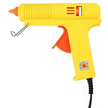 150 Вт Diy инструмент для горячего расплава клея 11 мм Клей-стик промышленные электрические силиконовые инструменты термо-ремонт тепловые Инст...