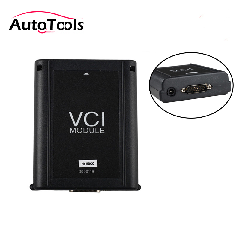 VCI Module Car Diagnostic Tool <font><b>adapter</b></font> <font><b>set</b></font> via free shipping image