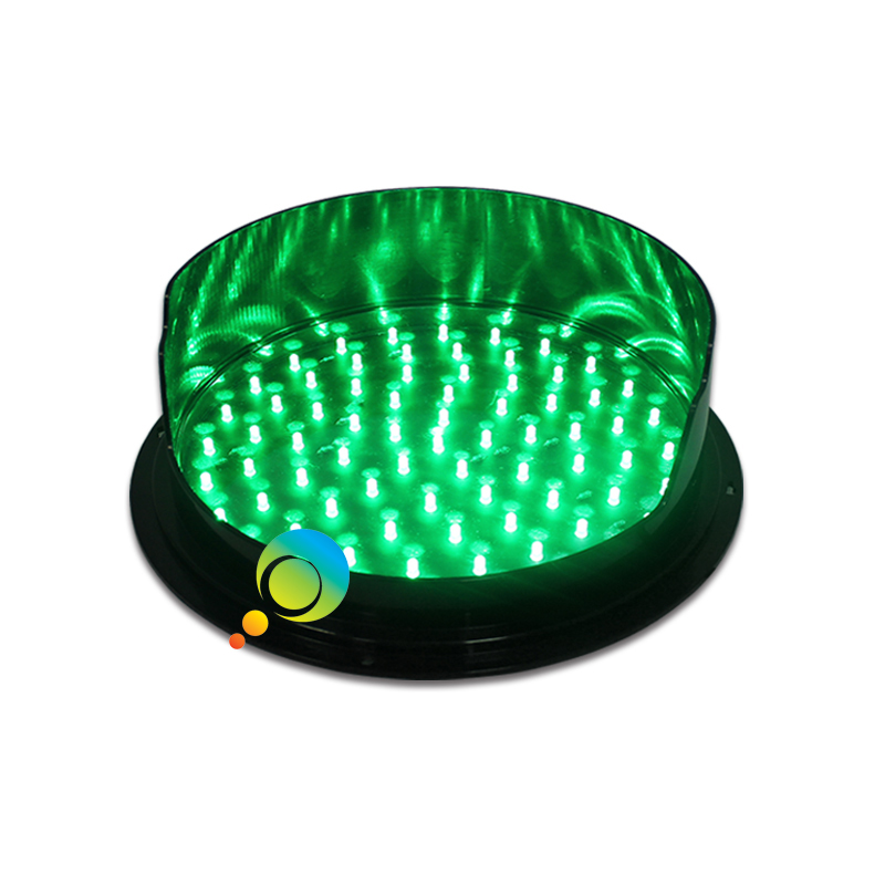 DC12V CE RoHS approved 300mm 12inch green LED traffic signal light module for sale