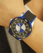 2016 Fashion Casual Sports Quartz Wristwatches Waterproof Children Watch Jelly Kids Clock boys Hours girls Students Wristwatch