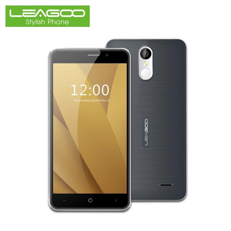 Leagoo m5 más 4g smartphone de 5.5 pulgadas hd 2.5d mt6737 quad Core 2 GB RAM 16