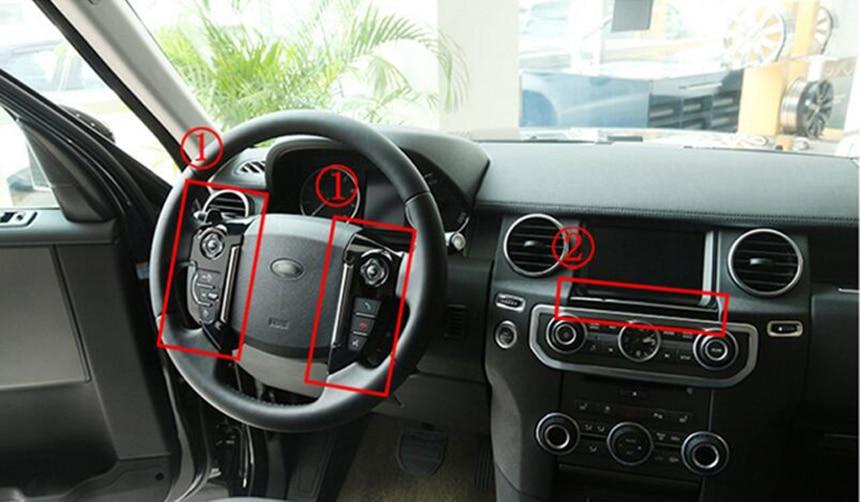 Armrest Box Storage Interior Accessories Console For Land Rover Evoque 2011-2013