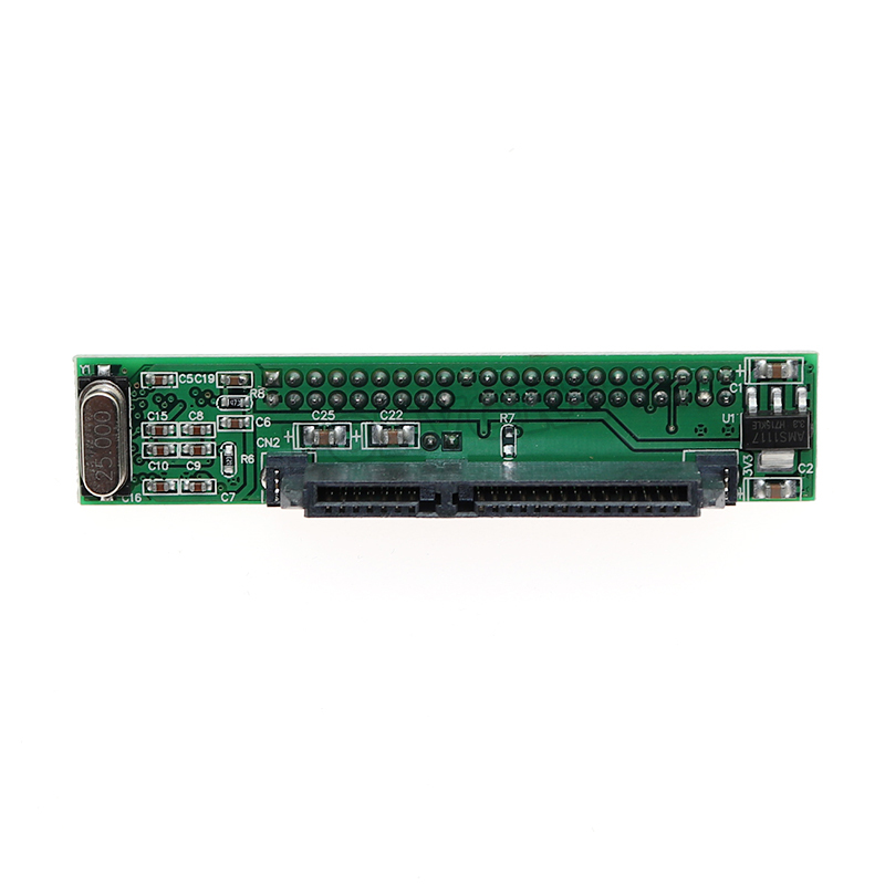 """NEW Converter 2.5/"""" Male IDE To 7+15 Pin Female SATA HDD SSD Adapter for Laptop"""