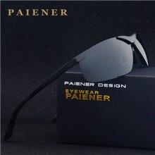 Brand design Aluminum Magnesium Men's Sunglasses Polarized Coating Mirror Sun Glasses oculos Male Eyewear Accessories For Men