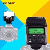 Viltrox jy-610 ii op-camera mini speedlite flash jy610 ii speedlight voor nikon canon pentax olympus panasonic sony bruiloft foto