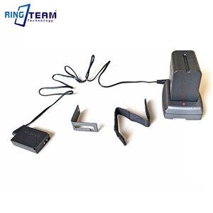 Image 1 - DC 어댑터 NP F 배터리 홀더 + DR E12 커플러 (LP E12) 캐논 EOS M/ACK E12 M2 M10 M50 M100 DSLR 카메라 용 EOS M 교체