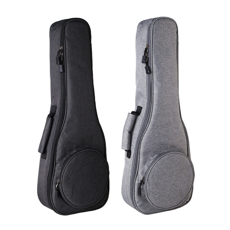Ukulele Bag Case Thicken Soprano Concert Tenor 23 Inch Size Ukelele Mini Guitar Accessories Parts GigInstrument Bags & Cases   -