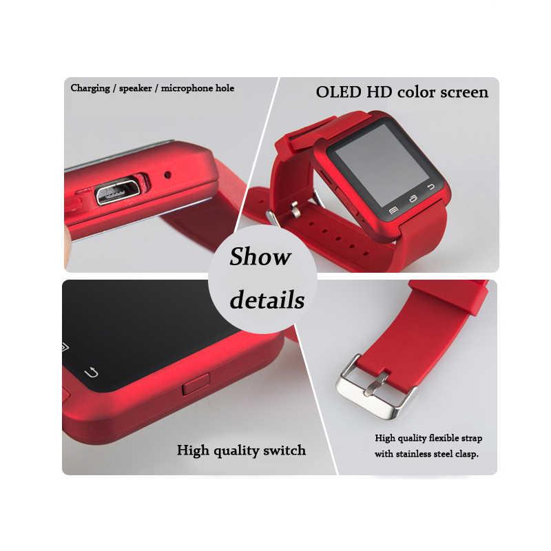BANGWEI New Men Women Smart Watch LED Color Screen Bluetooth phones Fitness Pedometer Clock Answer Dial Call Smart Wrist band