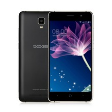 original Doogee X10 Mobile Phone 5.0 Inch MTK6570 Dual Core Android 6.0 cell phone 512MB RAM 8GB ROM 5MP 3360mAh MP4 smartphone