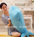 70cm creative plush toy dolphins, soft pillow child pillow, girls birthday gift  free shipping