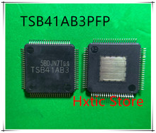 NEW 5PCS/LOT TSB41AB3PFP TSB41AB3 TQFP80  IC