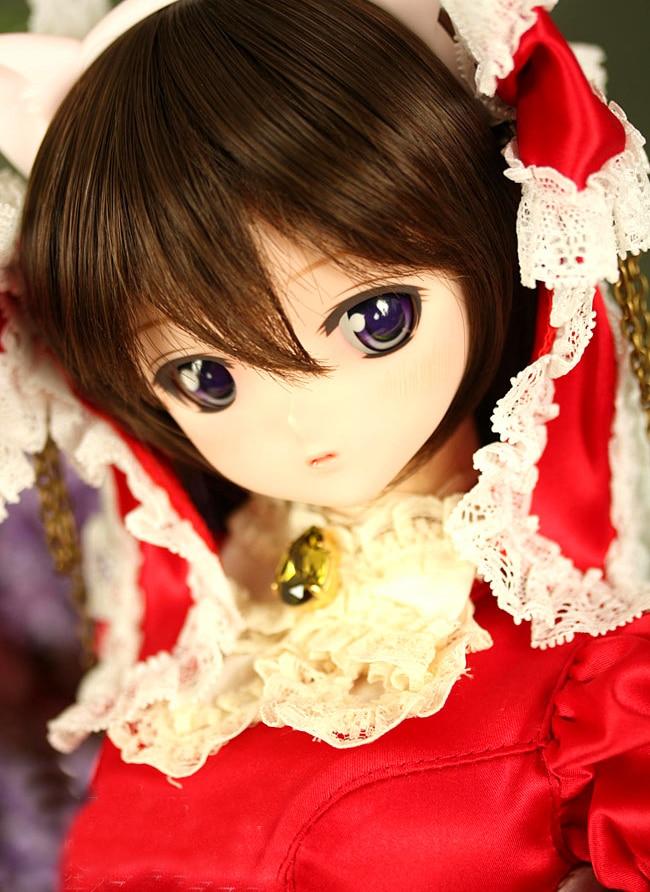 Image 3 - HeHeBJD 1/3 scale girl Hibiki tall attractive body popular bjd resin dolls  free eyesDolls   -