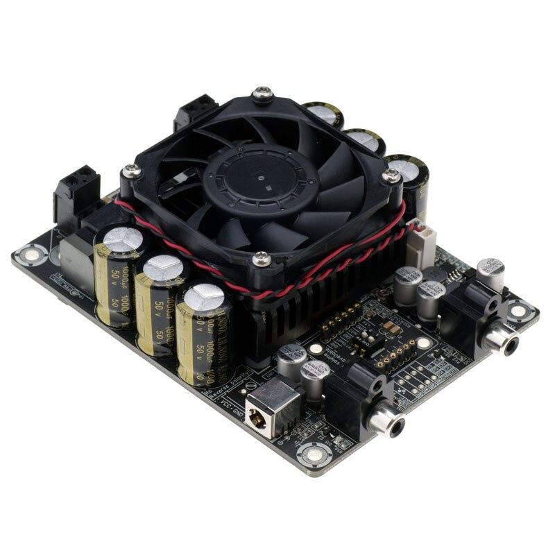 G-041 2*200W TAMP Dual Channel Class D HiFi Digital Power Amplifier Board High Power Stereo class g headphones amplifier